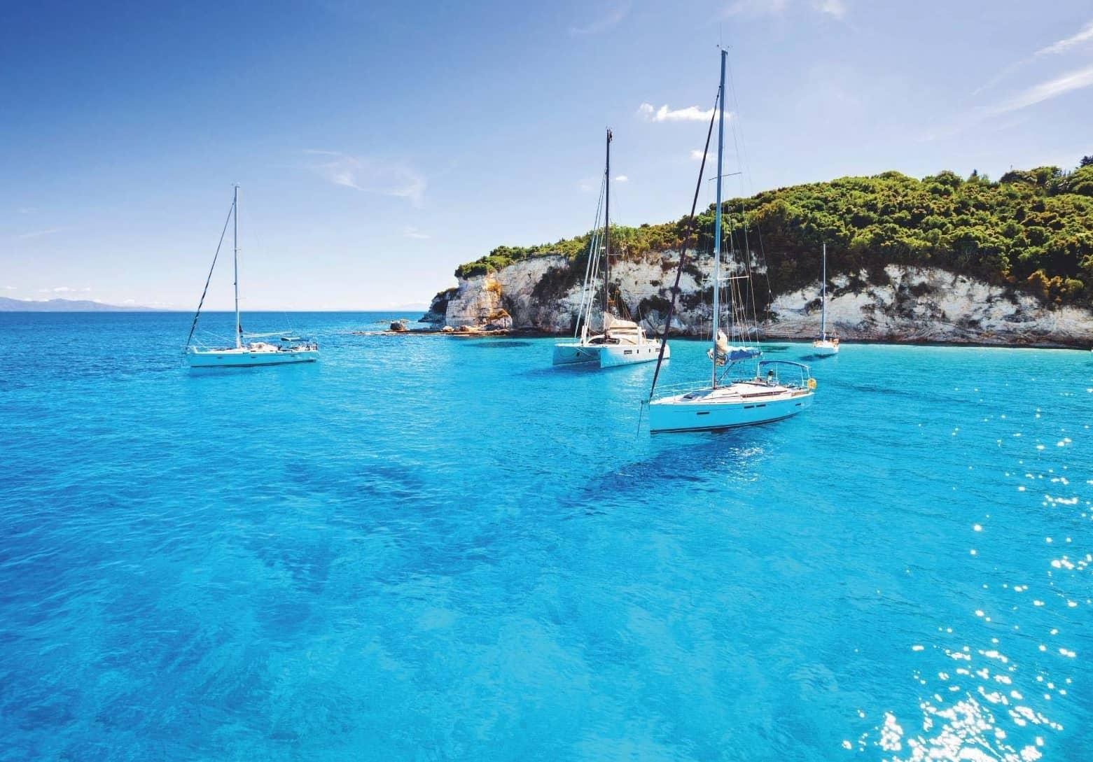 Flotilla Sailing And Bareboat Yacht Charter Holidays