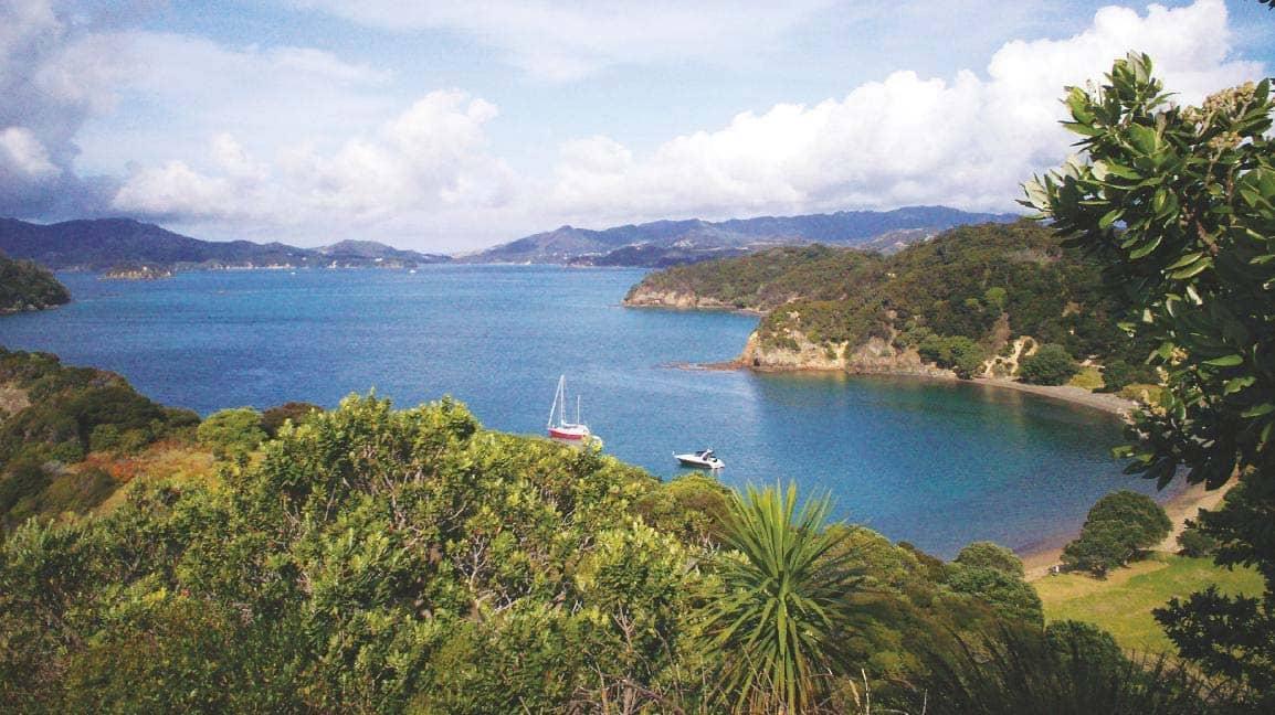 Bay Of Islands Cruising Guide