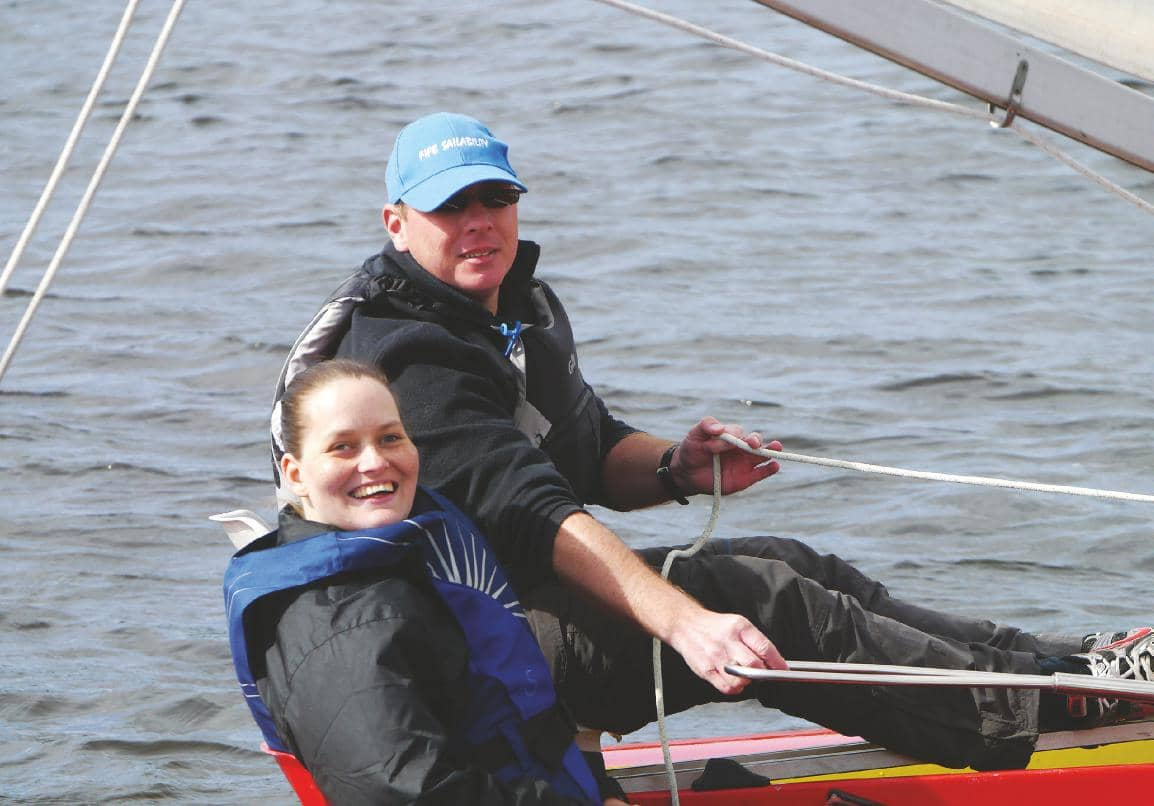 The search for an accessible boat