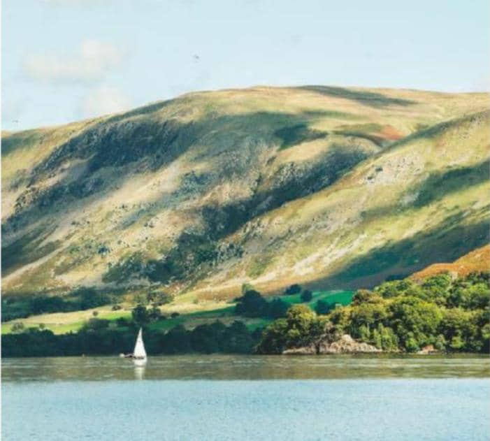 Which trailer-sailer for Ullswater?