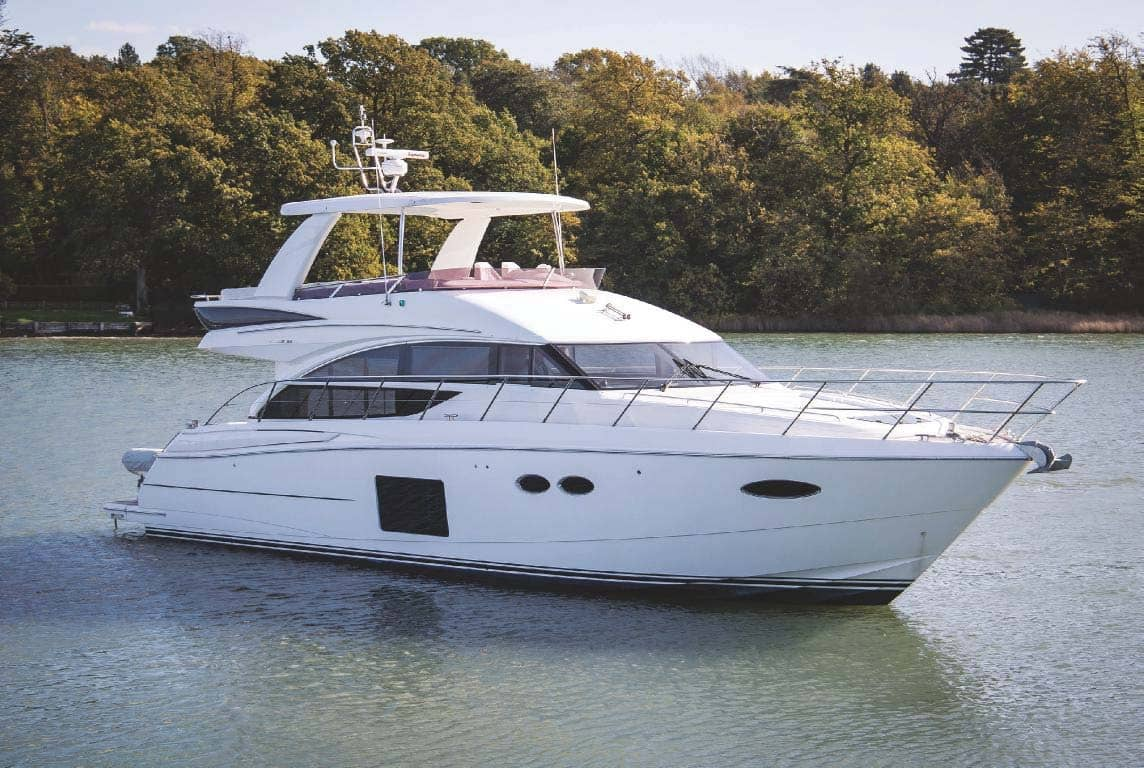 BUYING A USED...PRINCESS 56