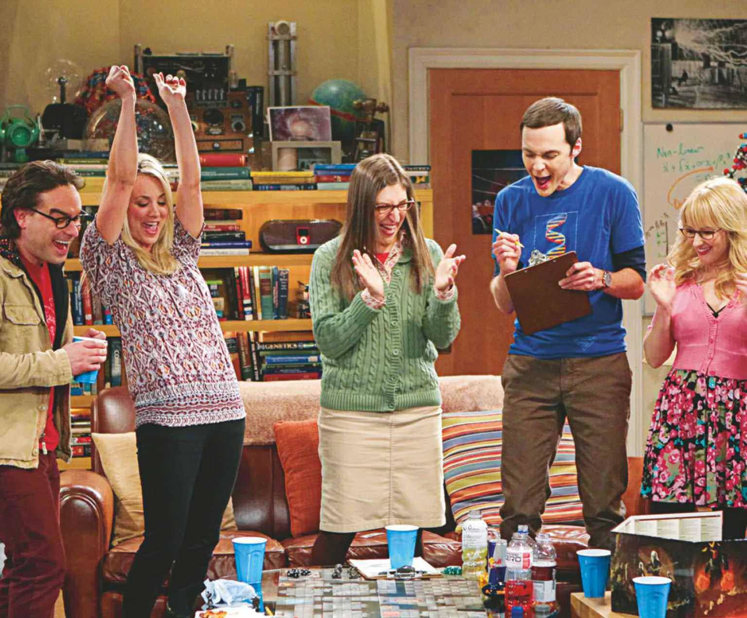 Why The Big Bang Theory Is The New Friends