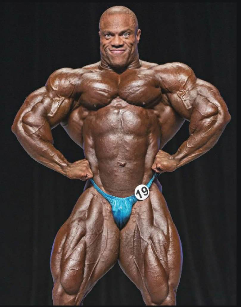 Exclusive Interview: Mr Olympia Phil Heath