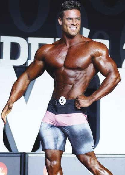 mens classic physique competition diet
