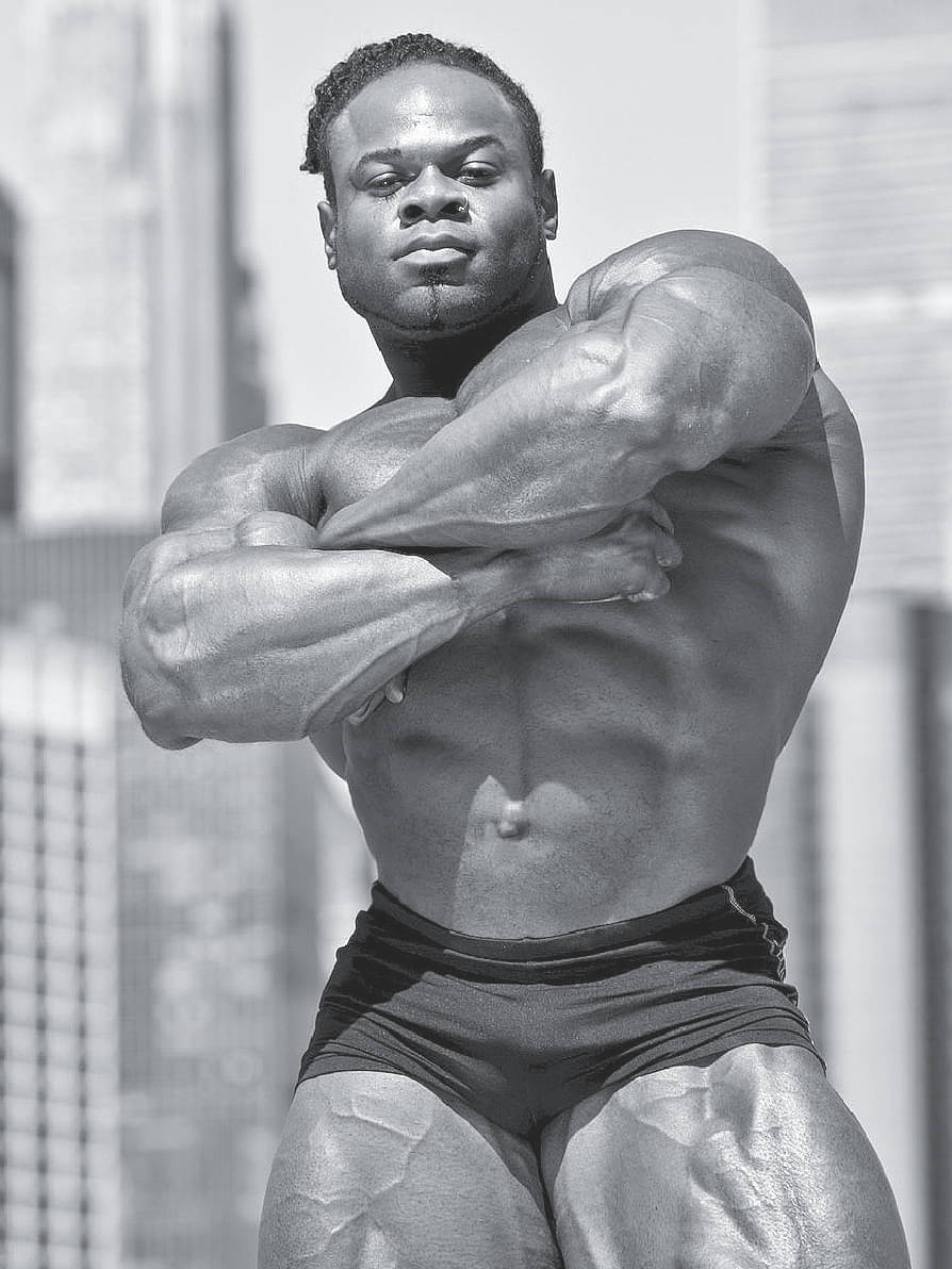 Kai King Transcending Bodybuilding