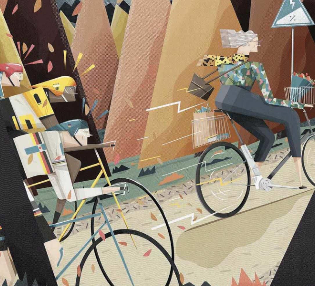 A Plug For E-Bikes