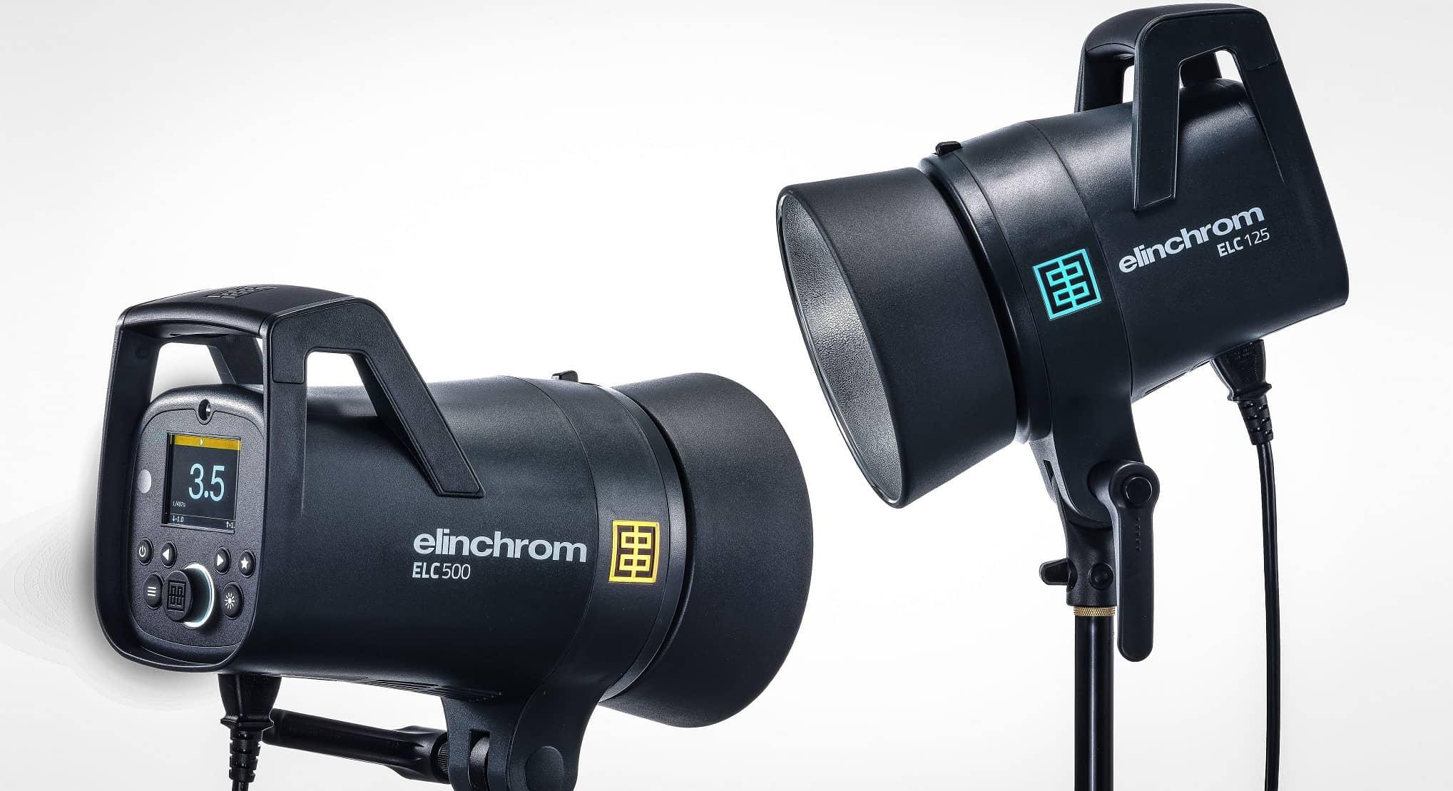 ELINCHROM ELC 125 TTL / ELC 500 TTL