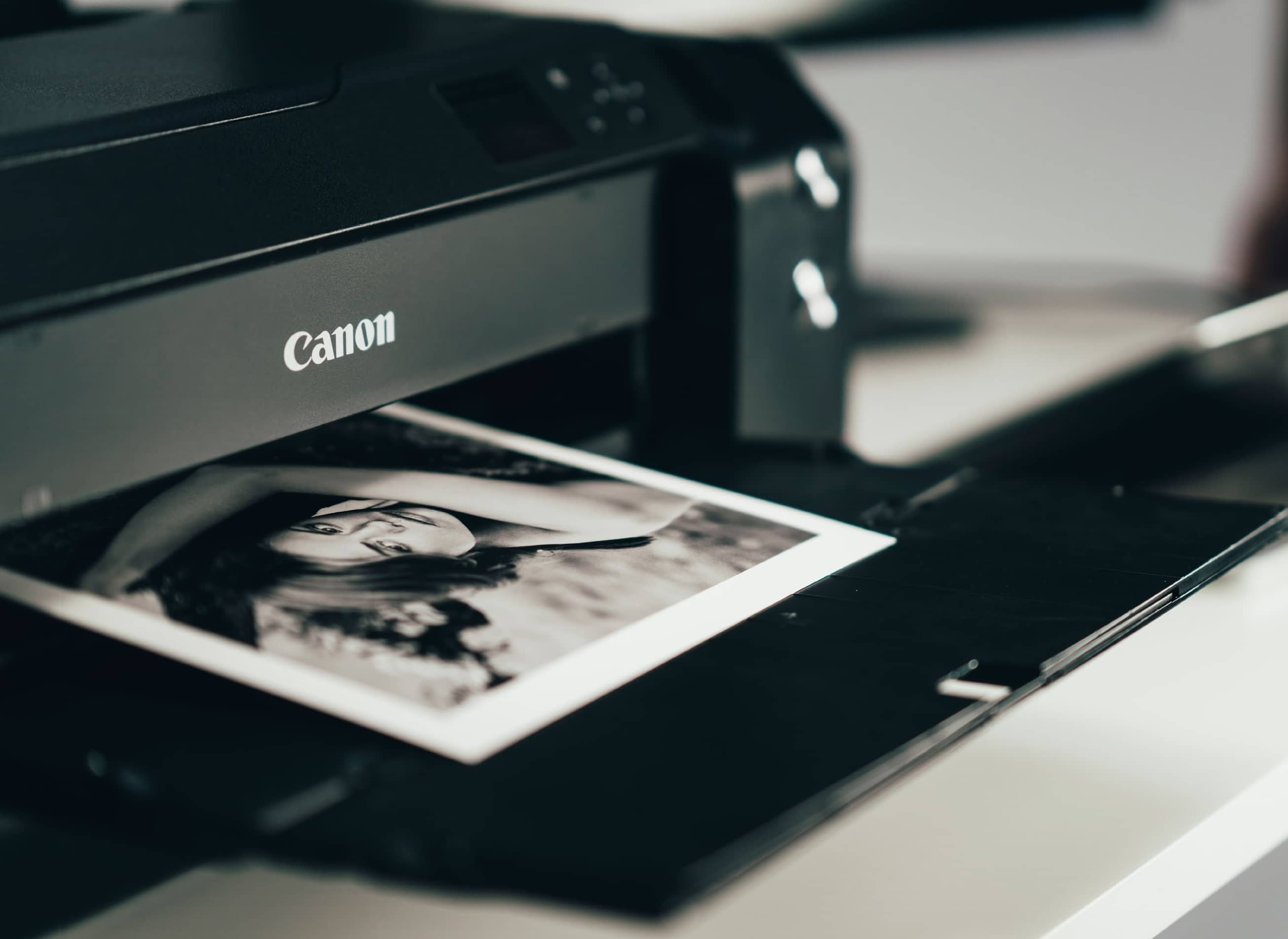 Turn pictures into high quality prints