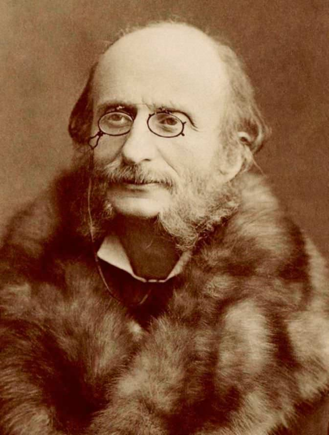 Jacques Offenbach - Barcarolle From The Tales Of Hoffmann
