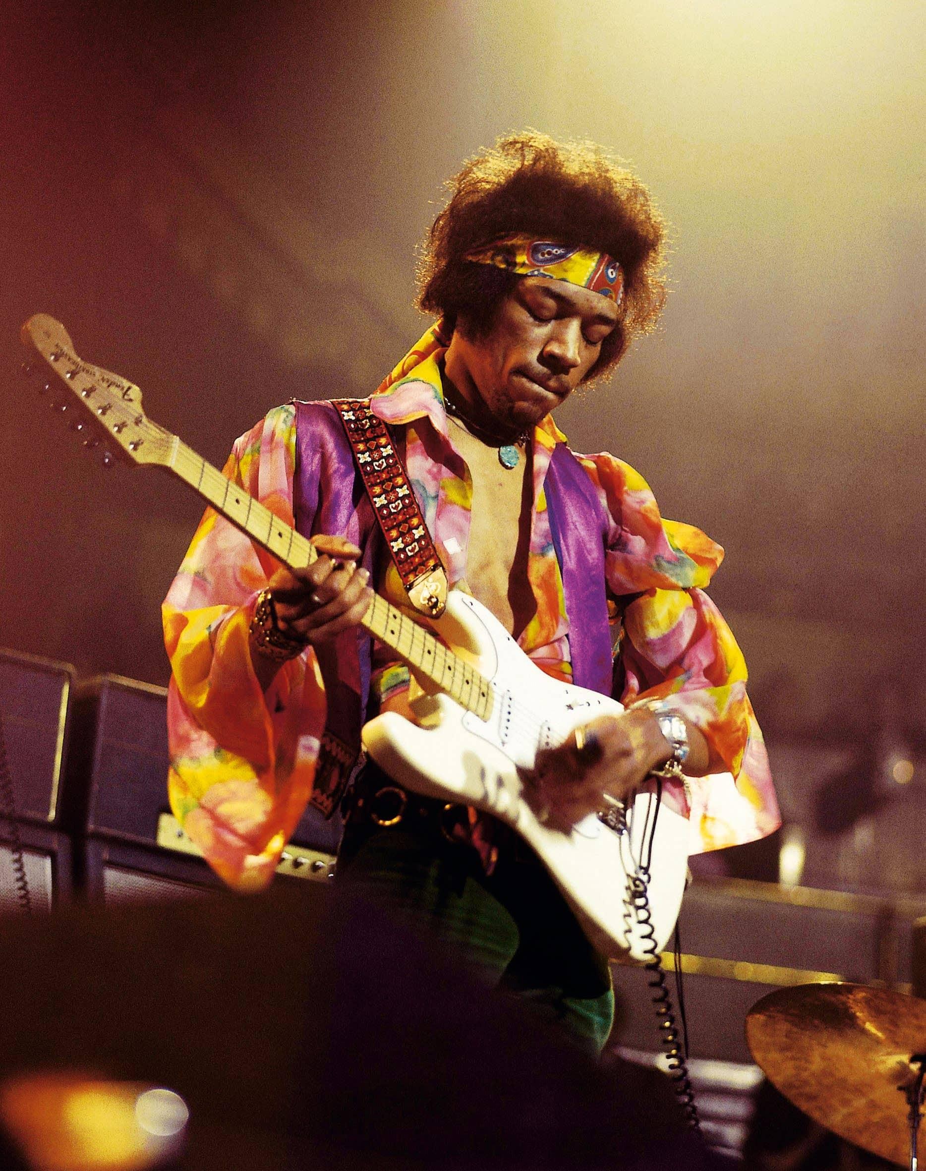 Jimi Hendrix 10 things he gave us