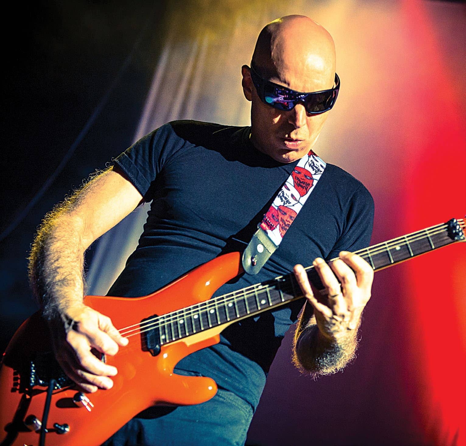 Rock legato