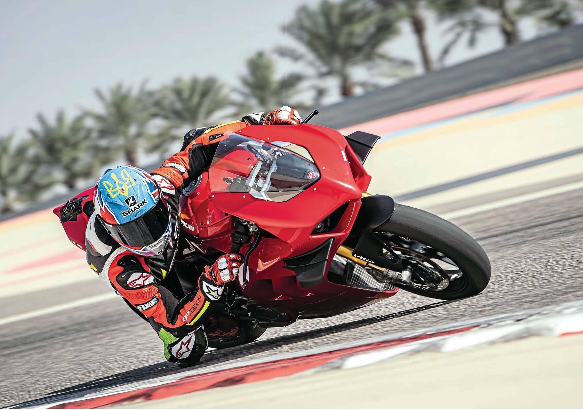 2020 Ducati Panigale V4S Refined Rocket