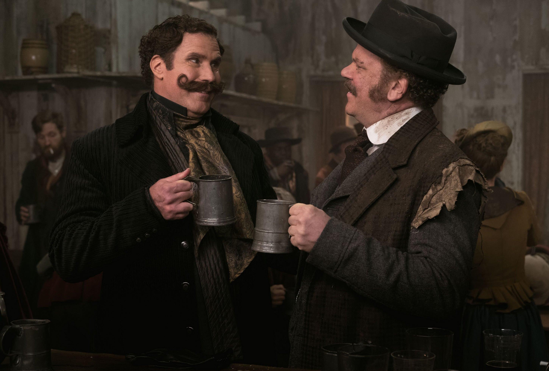 Sher Insanity - Holmes & Watson