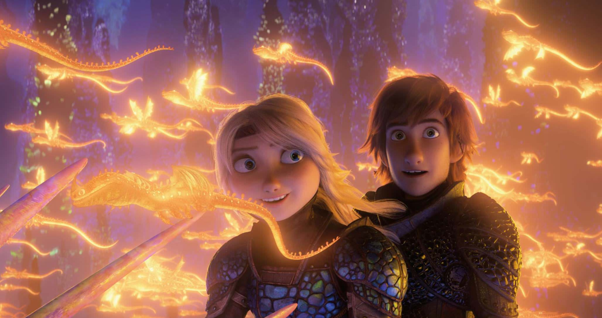 True Bud - How To Train Your Dragon: The Hidden World
