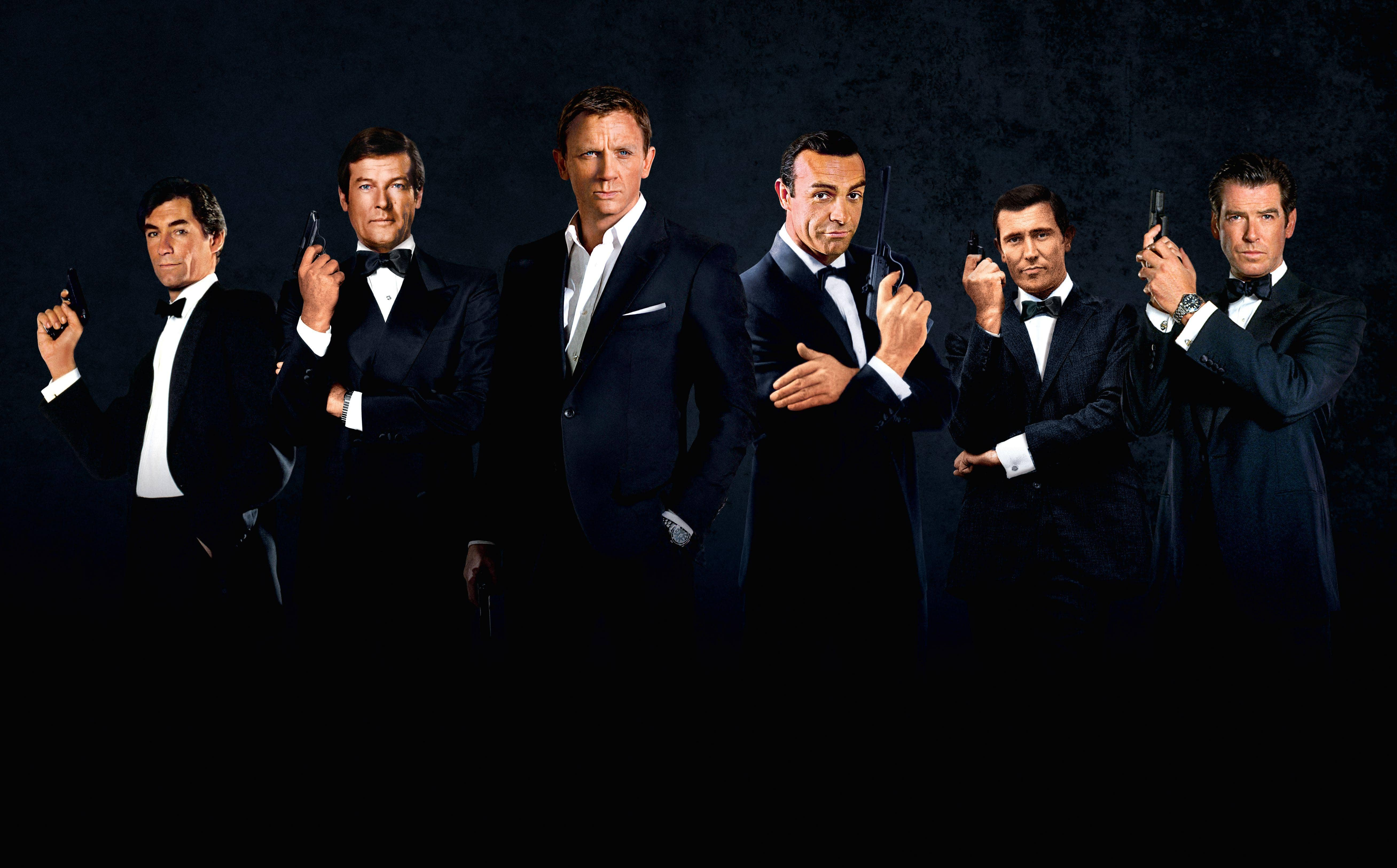 THE 007 FILES