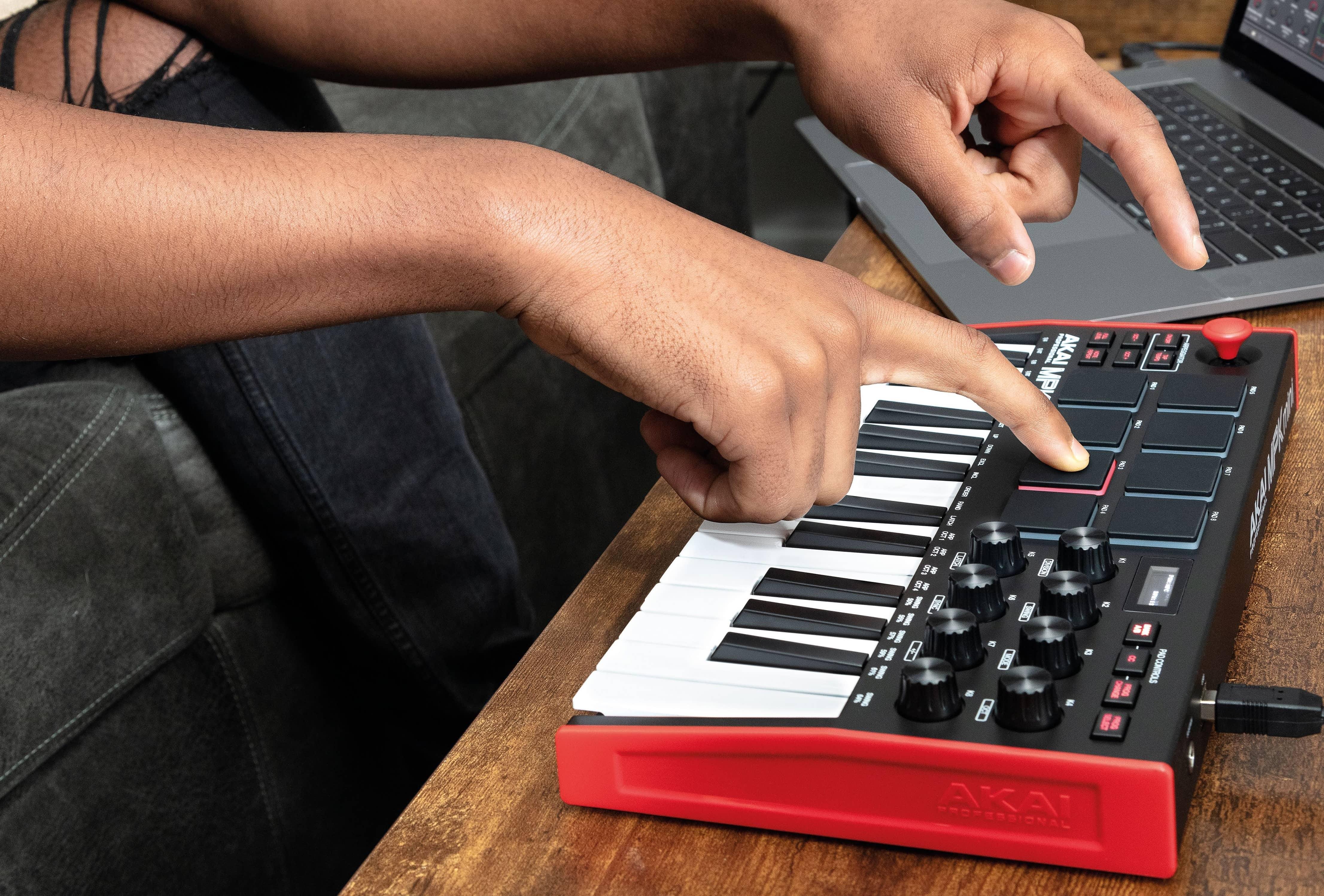 Akai's MPC Beats is a free 'beat-making DAW' for Mac/PC