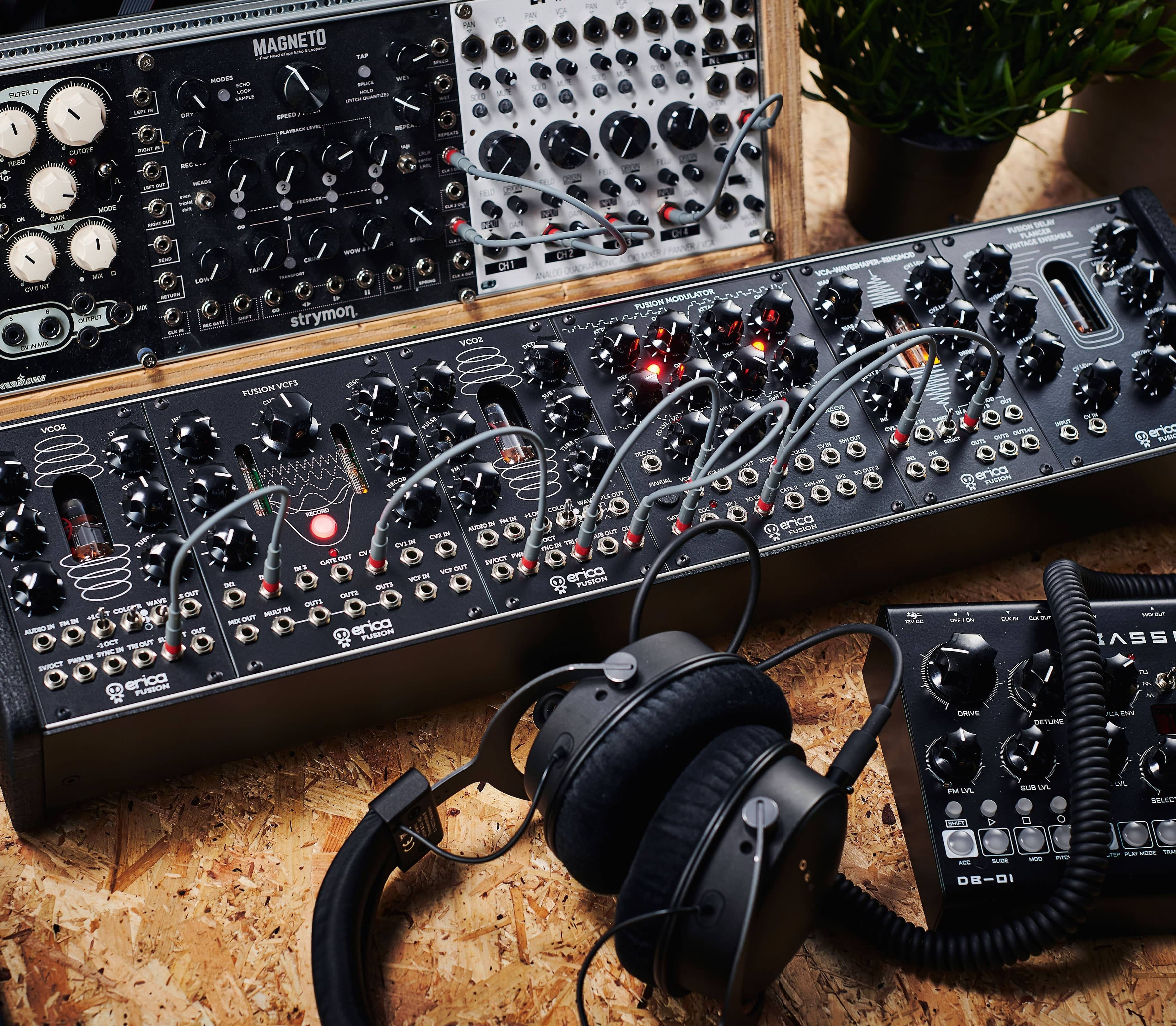 Erica Synths Fusion System II €1,950