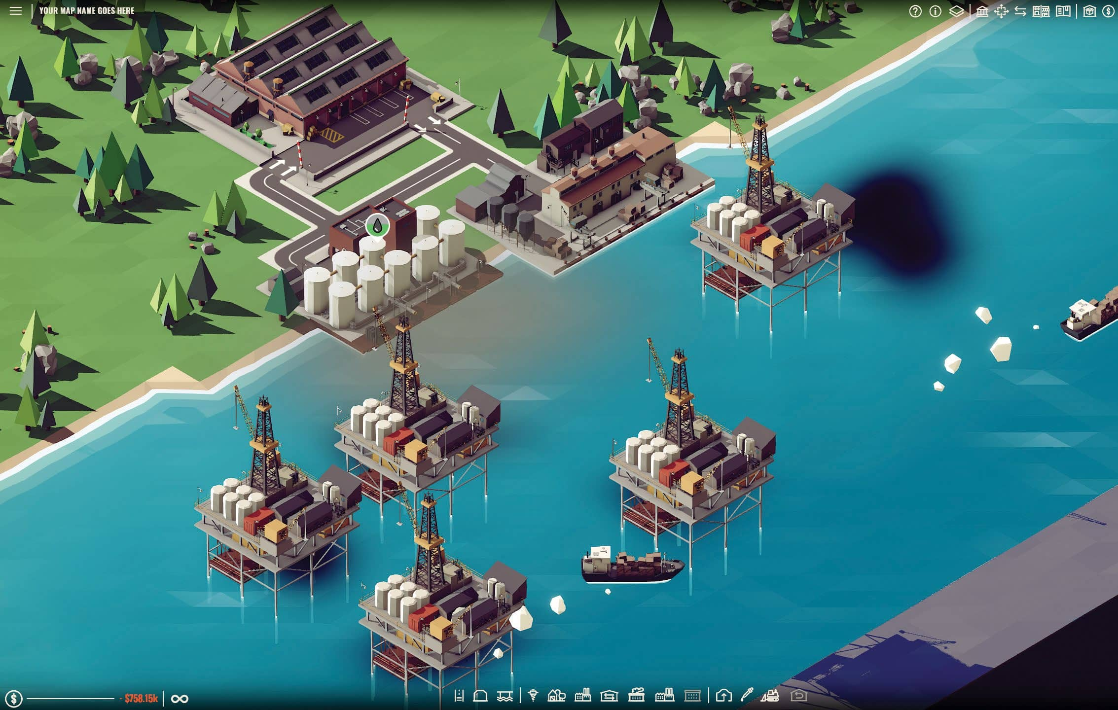 Rise Of Industry Is A Beautiful But Aimless Sandbox