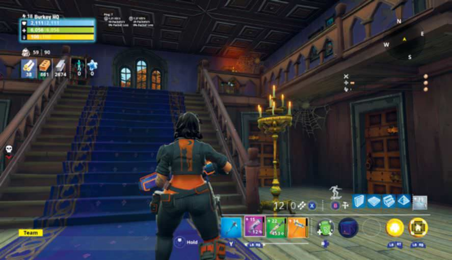 Now Playing - Fortnitemares