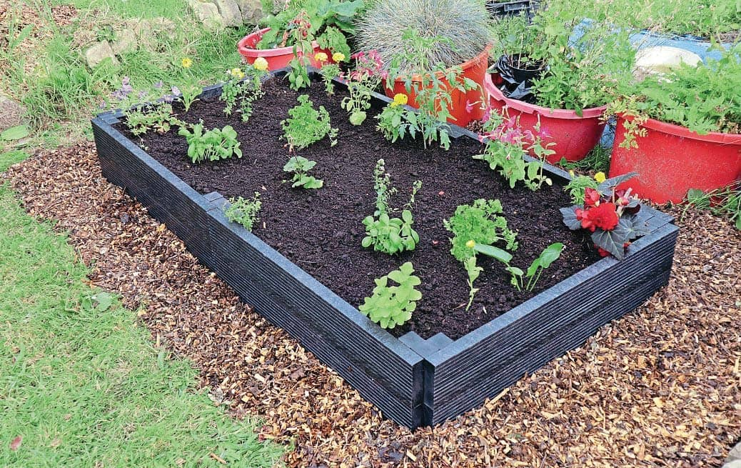 THE ONLY RAISED BEDS YOU'LL EVER NEED