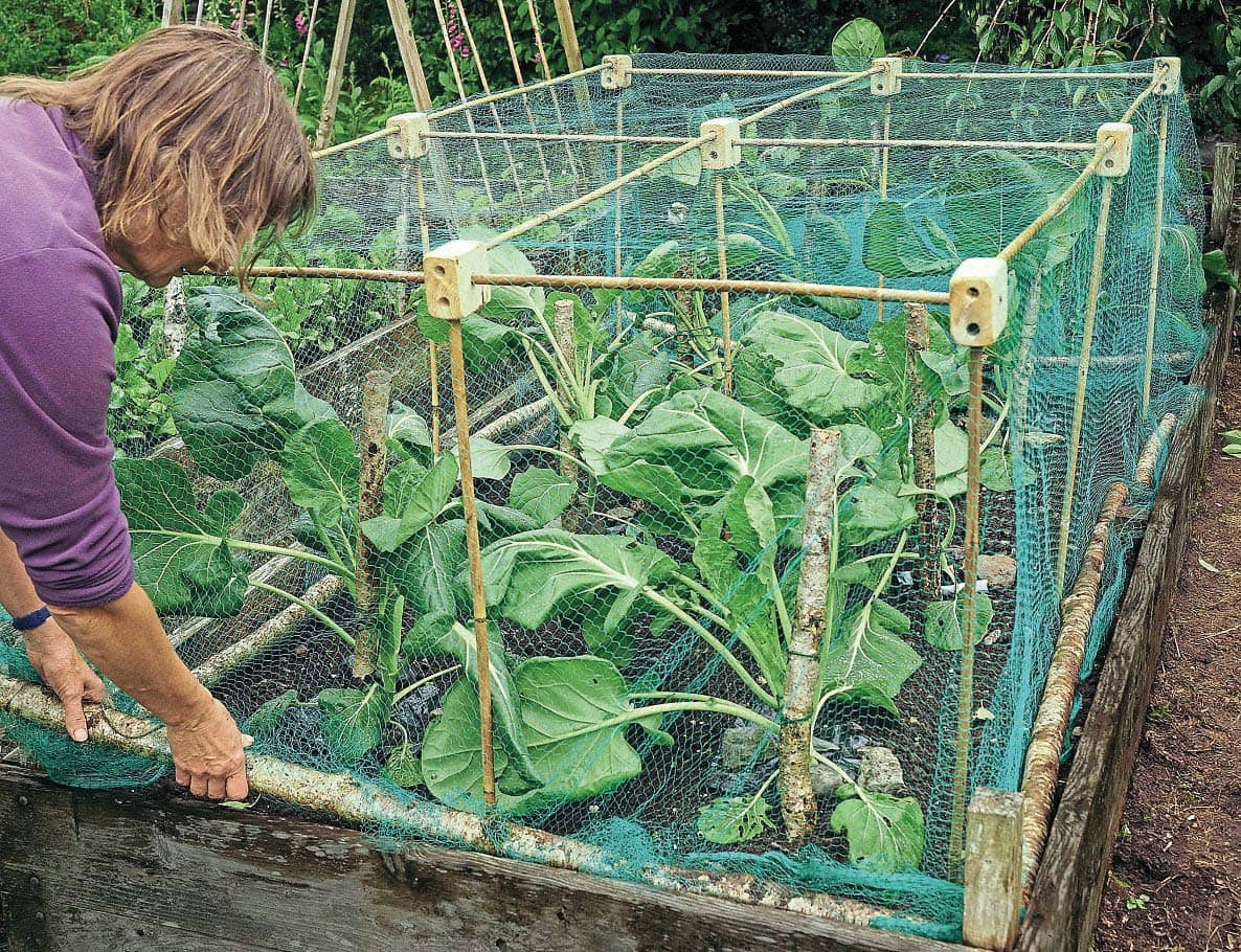 MAKE YOUR OWN CROP COVERS