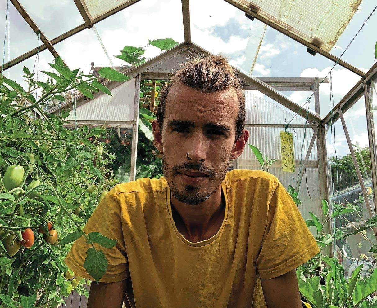 Meet The Young Grower
