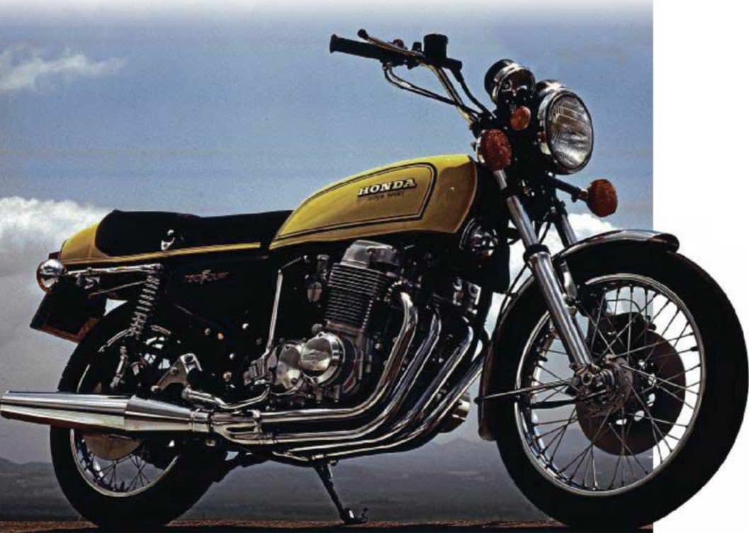Honda's Superb CB750