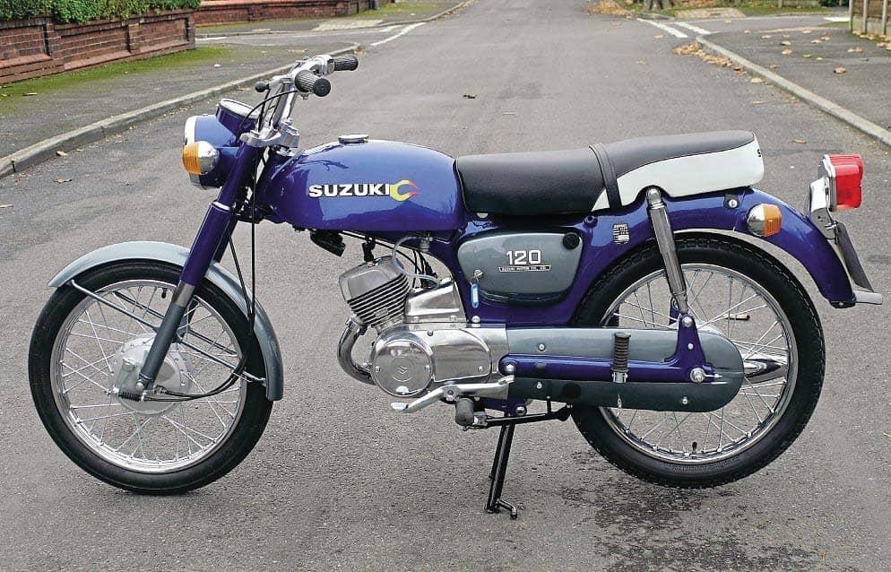Project Suzuki B120P Part 2 Oh BLOOP!
