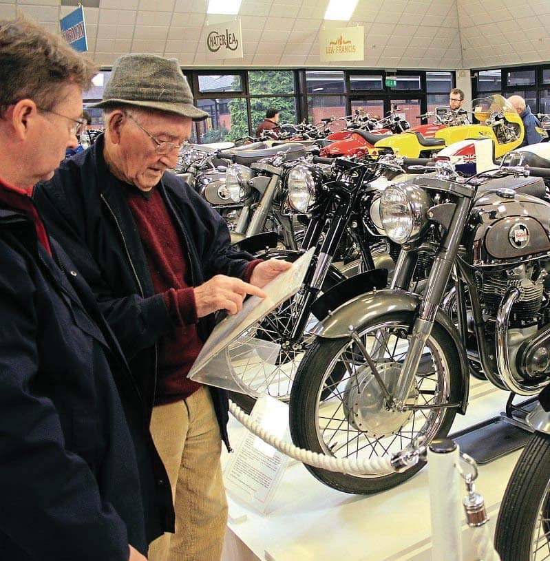 National Motorcycle Museum Live 2019
