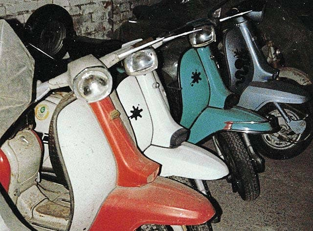 Lambretta Preservation: Part 1