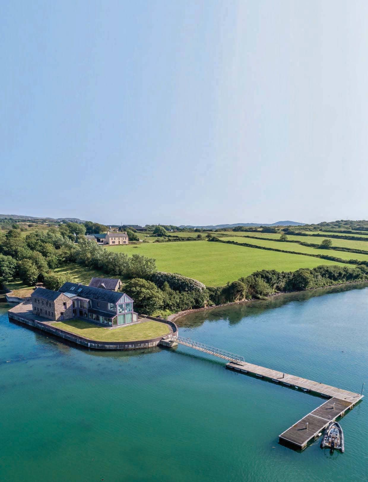 20 HOMES to buy BESIDE the SEA...