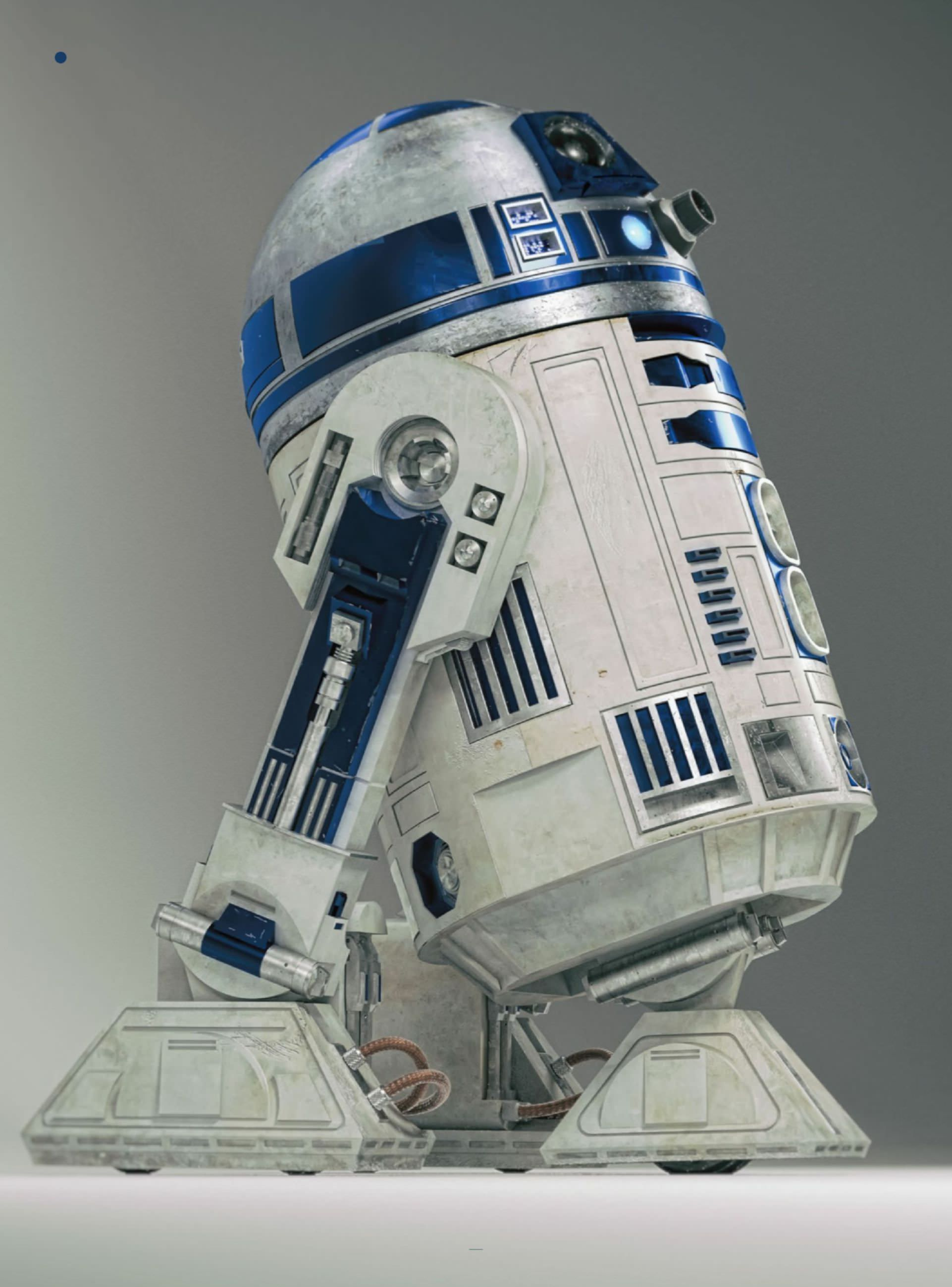 The Art Of Droids