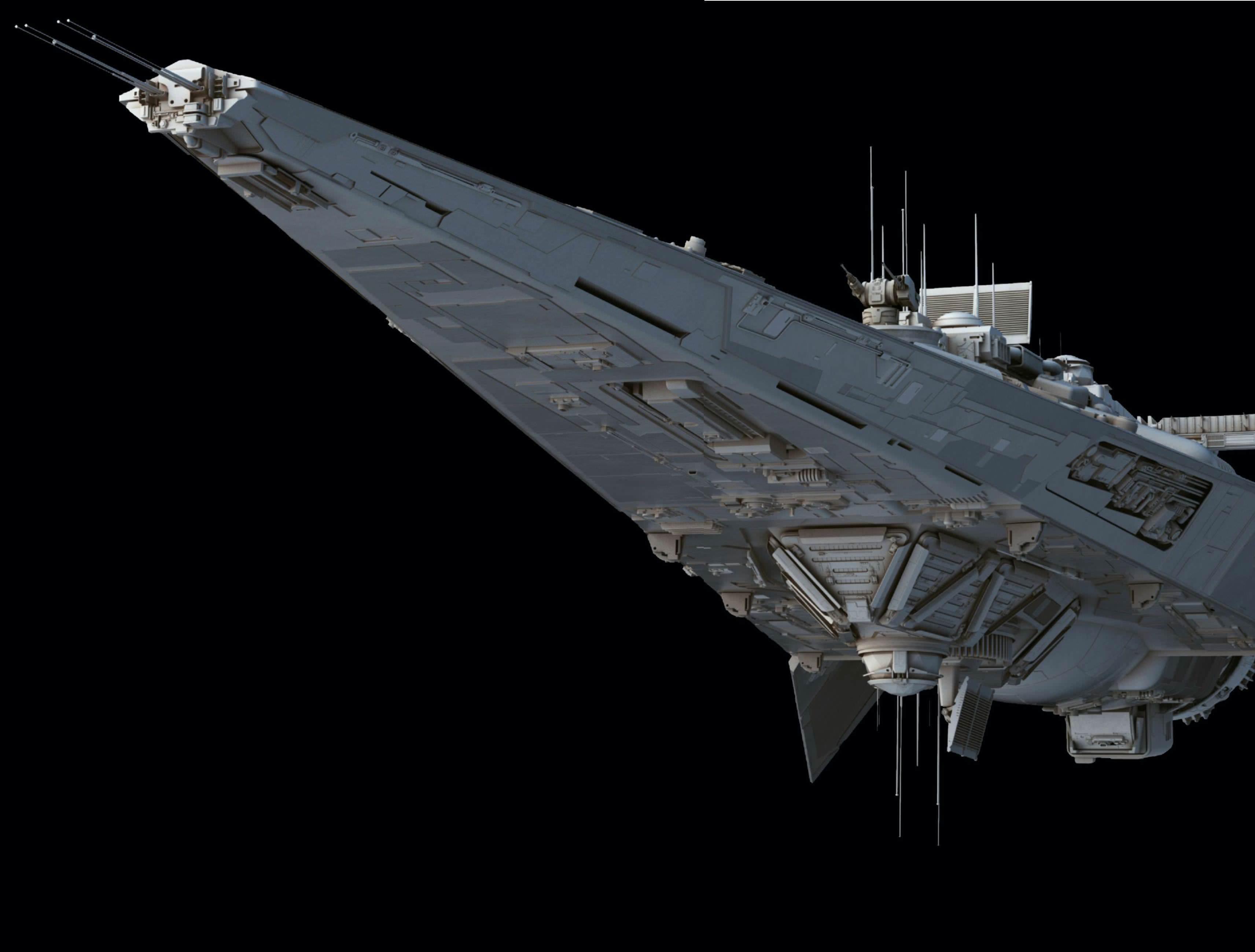 Star Wars Kit - Bashing