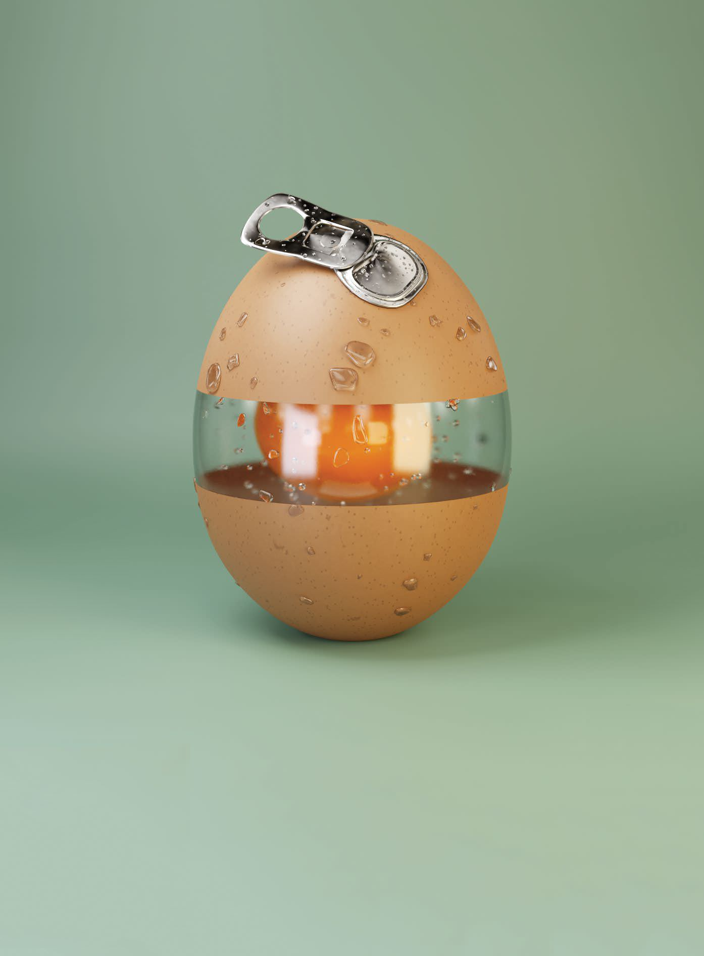 Egg Can