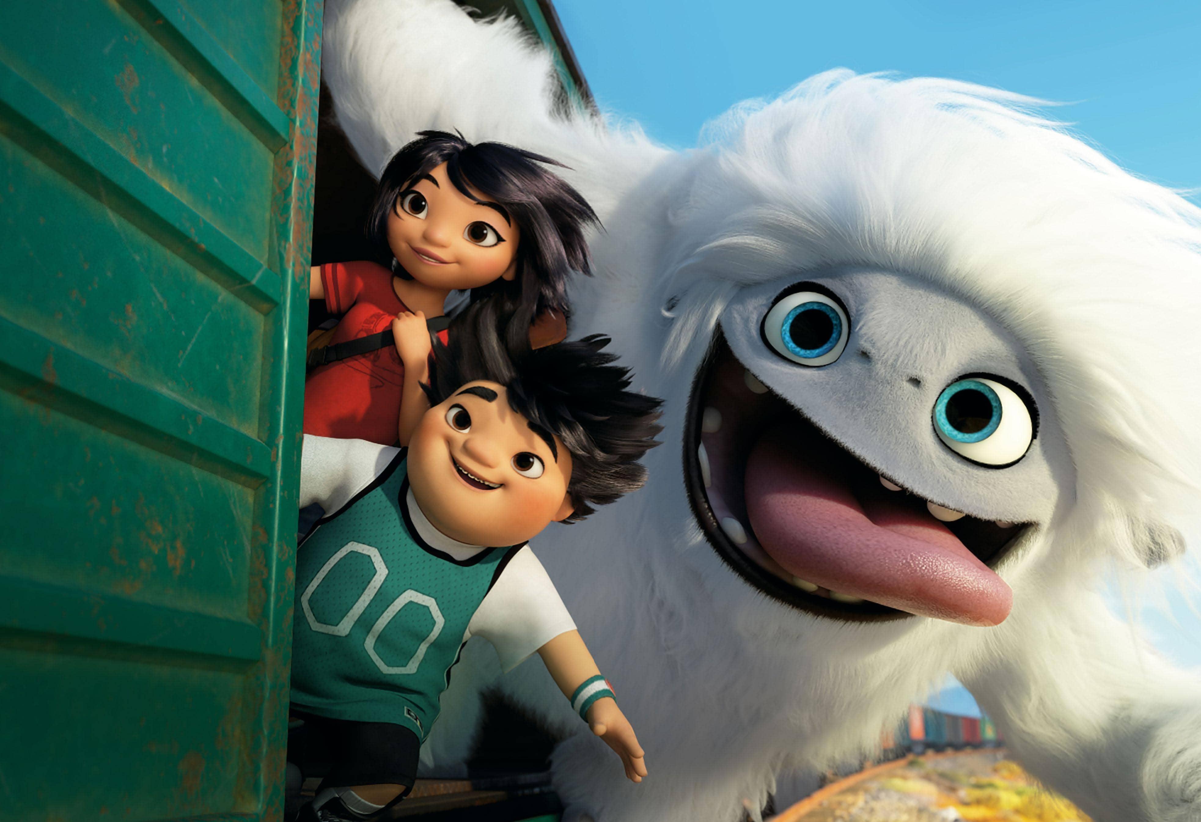 Fur, Snow, And Yeti Magic: Animating Abominable