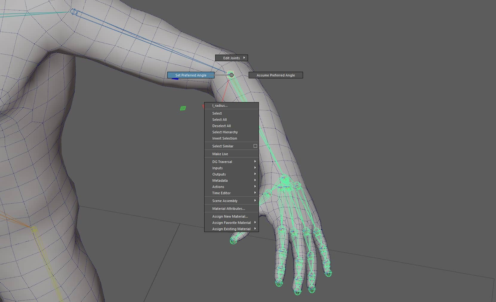 IS THERE A WAY TO STOP MY JOINTS BENDING IN THE WRONG DIRECTION?