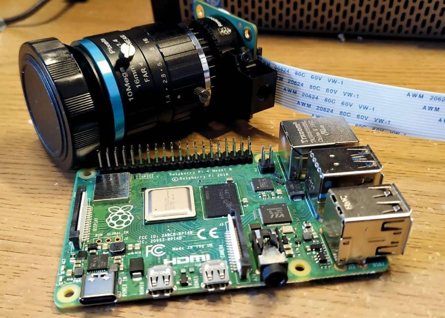 Raspberry Pi High-Quality Camera