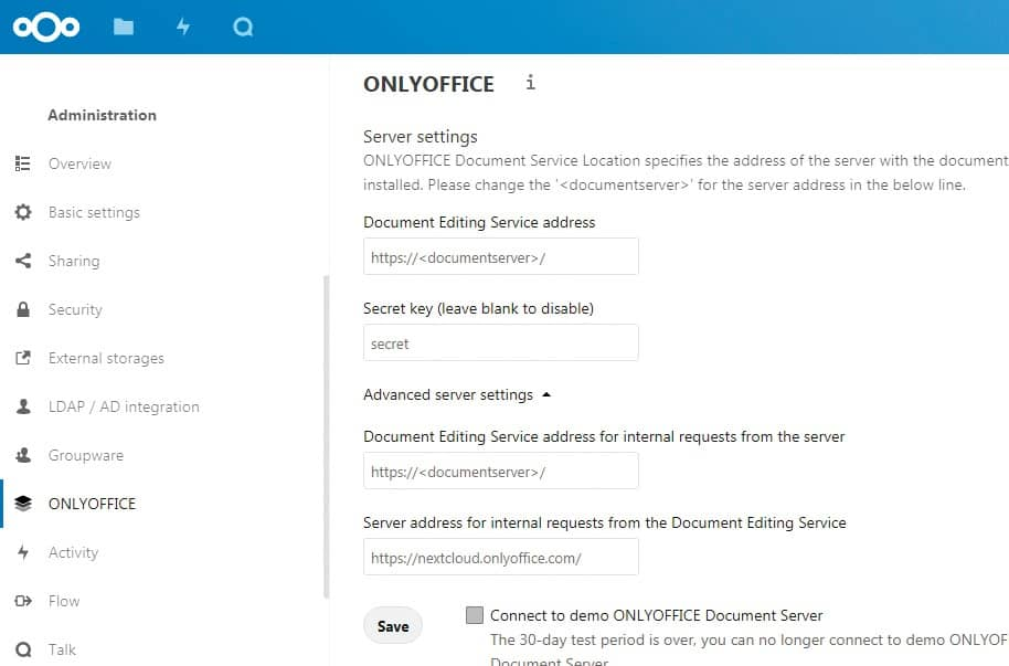 Collaborate on office docs with NextCloud