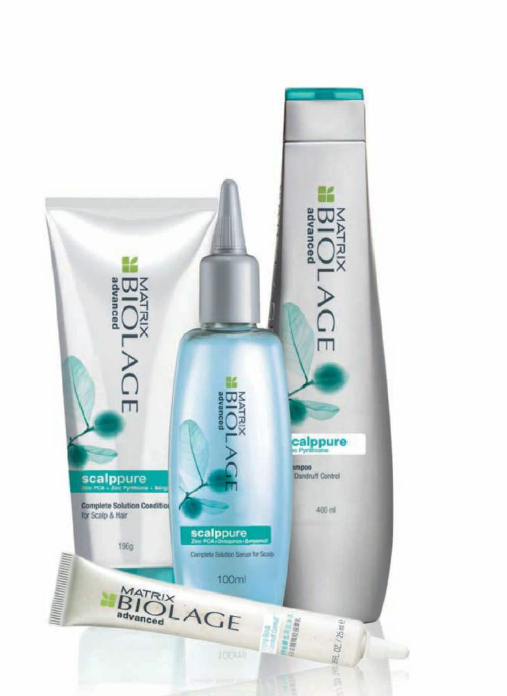 Biolage Advanced Scalppure: expert Care For Your Scalp