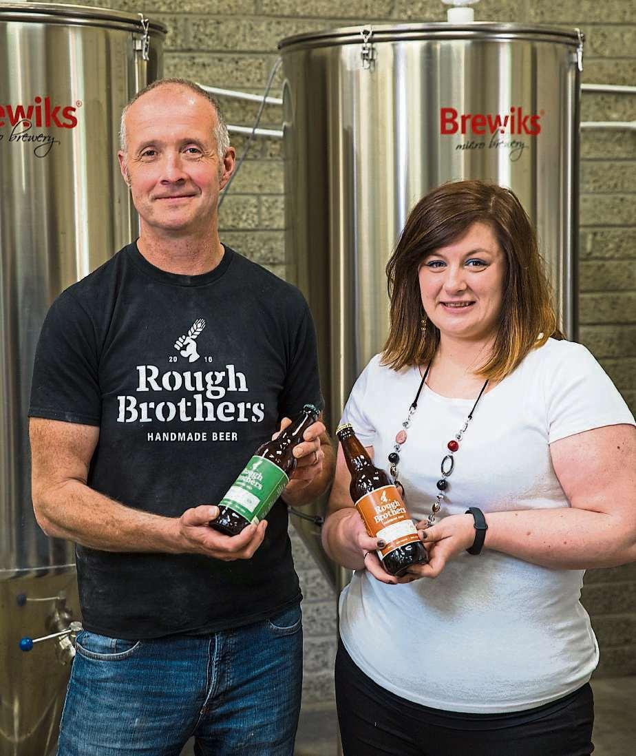 Entrepreneur Raises A Glass To His New Ale Business Venture
