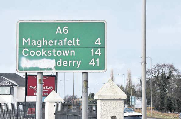 No Fines Or Prosecutions For Damaging Road Signs