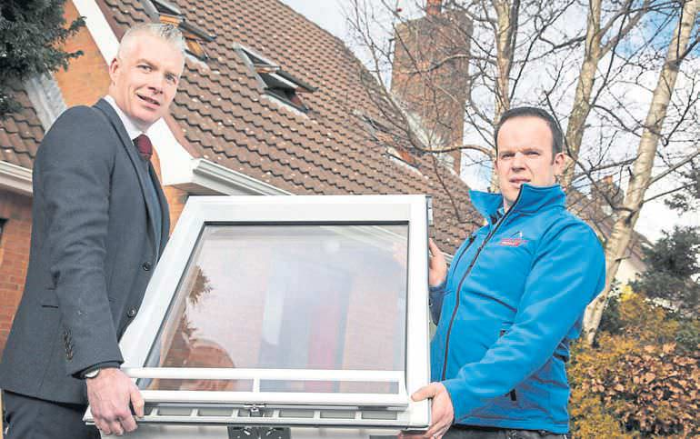 Roof Window Specialist Sees 'Window' Of Opportunity For Business Success