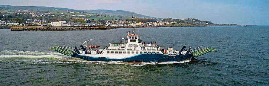 Co Derry Cross-Border Ferry Given No Guidance Over Brexit