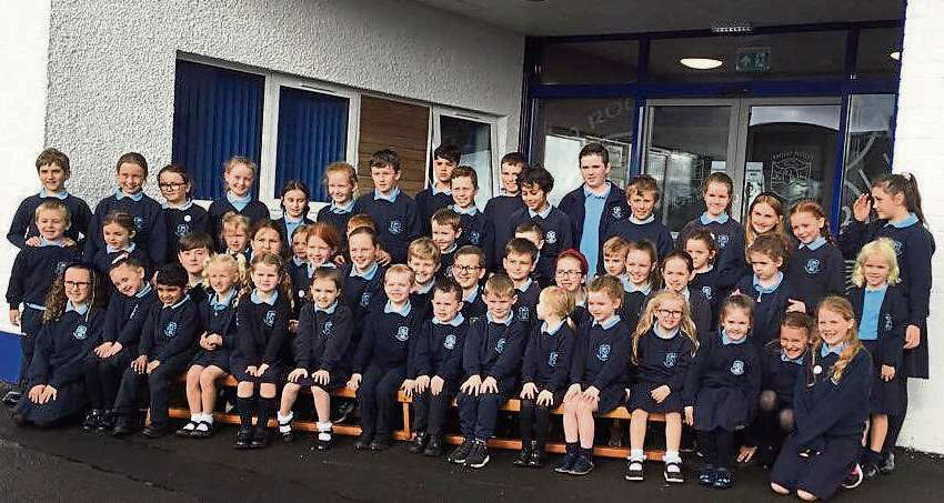 New Row PS Pupil's 'Buddy Up'