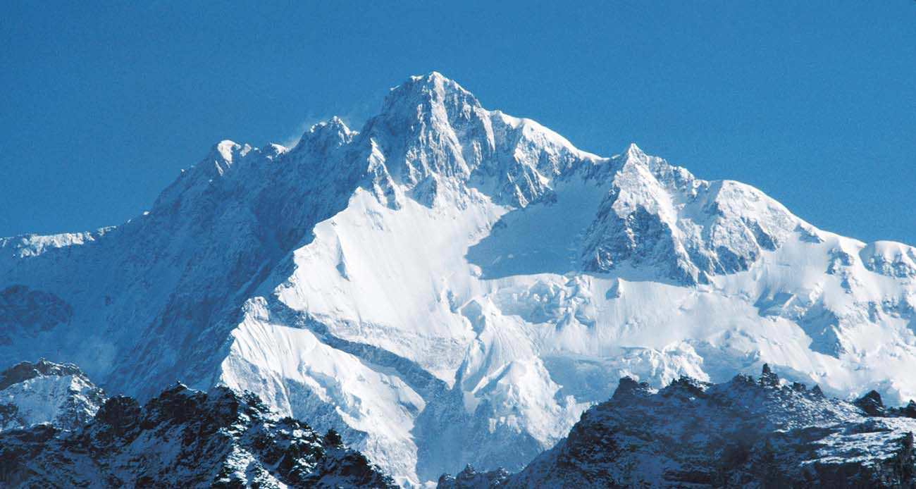 Discovery of Everest