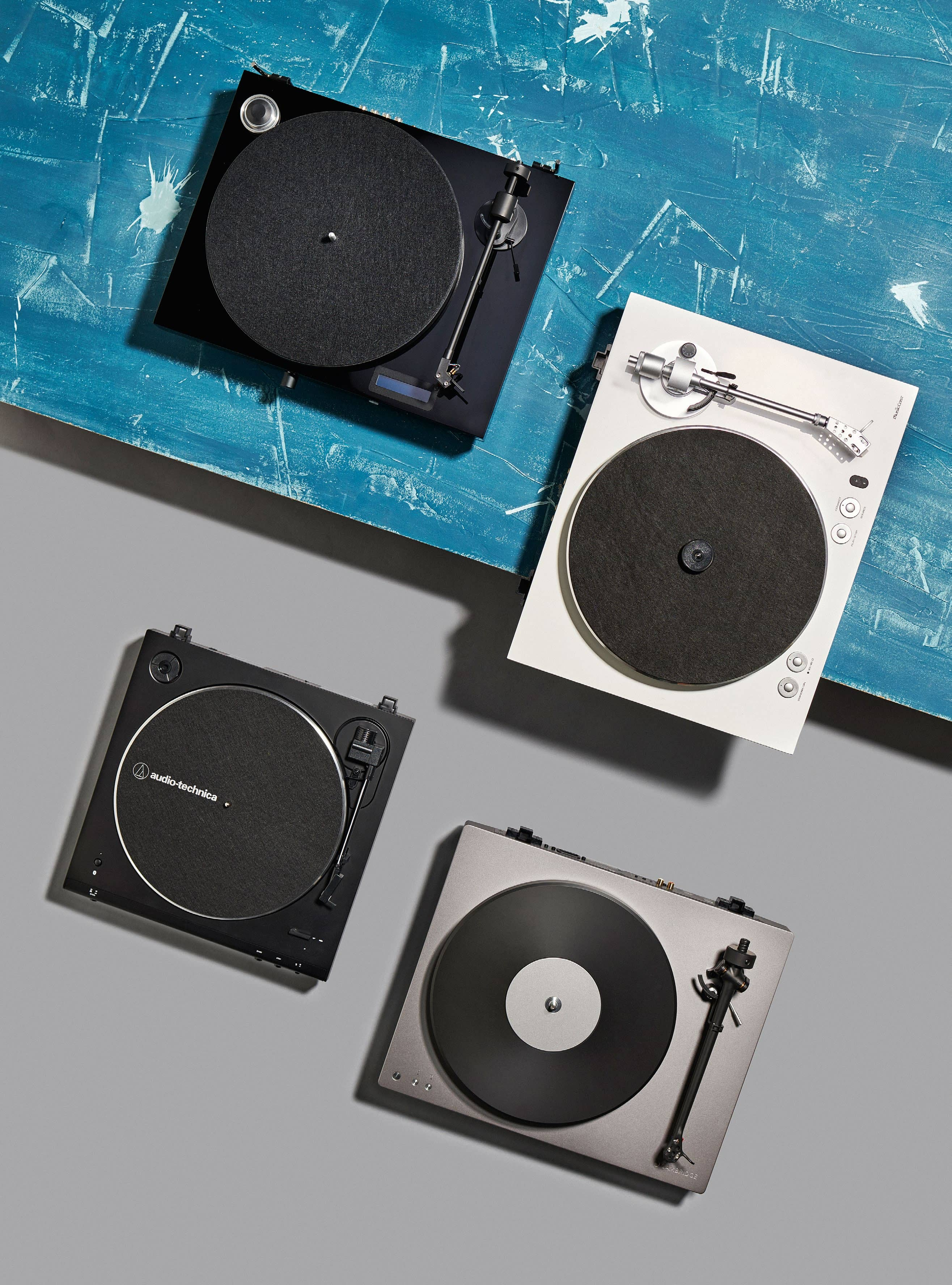 THE COMPLETE GUIDE TO… Wireless turntables