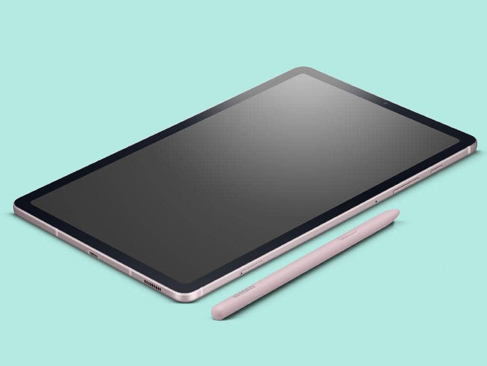 KEEPING IT LITE: Samsung Galaxy Tab S6 Lite