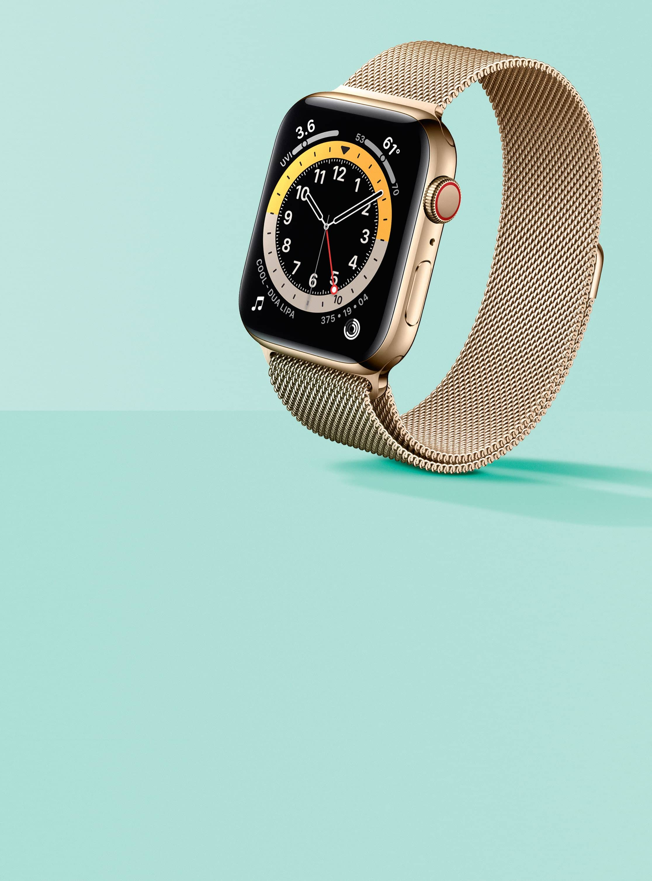 QUALITY TIME - Apple Watch 6