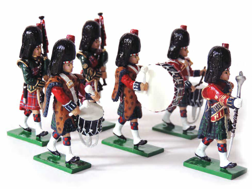 The British Toy Soldier Company