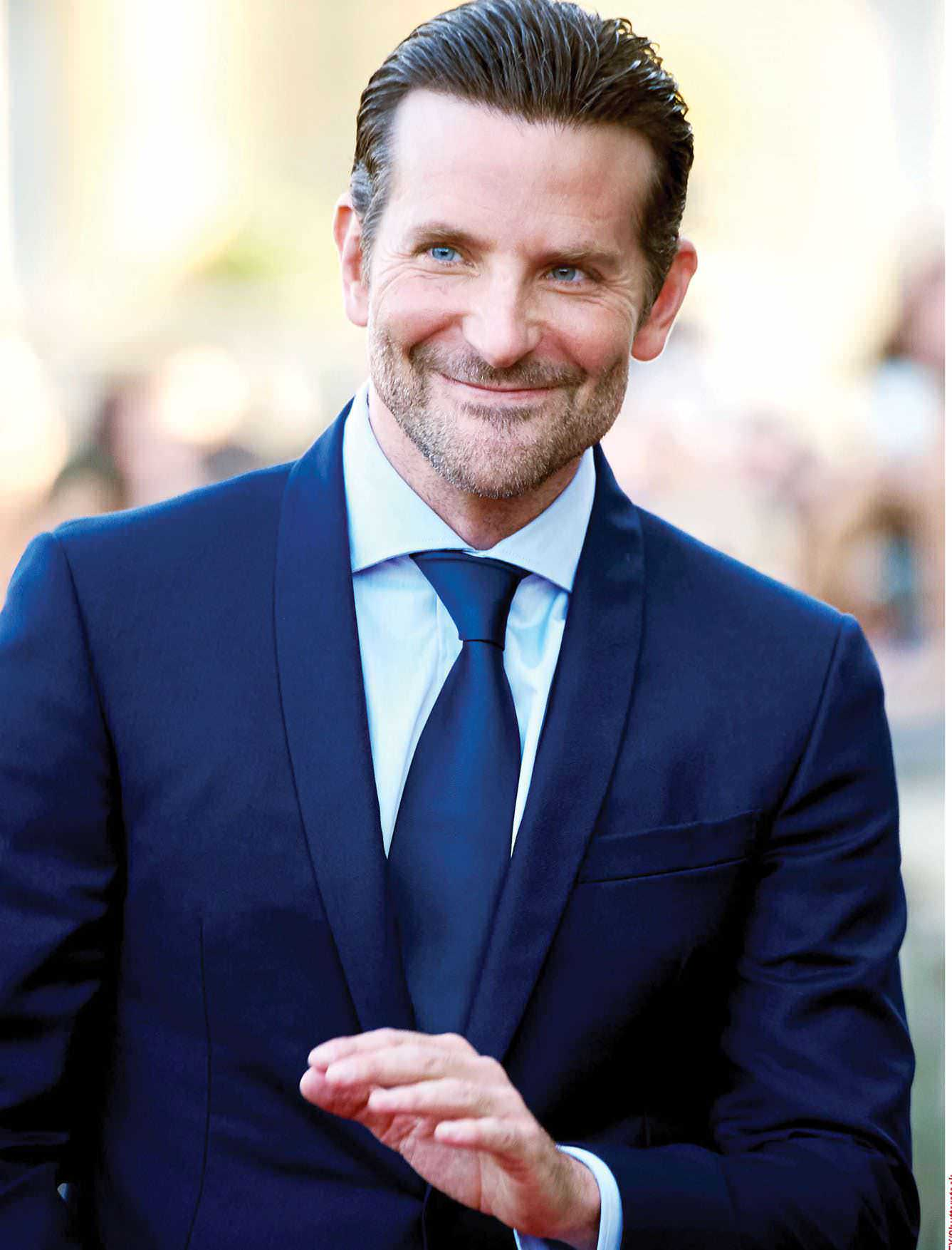 Bradley Cooper On Being A Better Actor Now